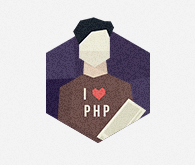 Haló, PHP developer, si tam?