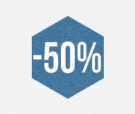 Využite 50% zľavu UX/UI komponenty