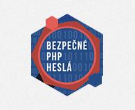 Ako na bezpečné heslá v PHP