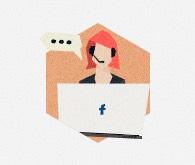 Ako robiť zákaznícku podporu na Facebooku