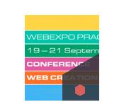 Sponzorujeme pražské WebExpo