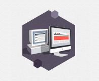 Ako sa vyvíjal dizajn našich webov