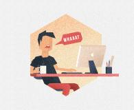 Zabavte sa s GIFkami o dizajnéroch