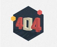 Najkrajšie 404ky na slovenskom webe